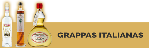 Grappas Italianas